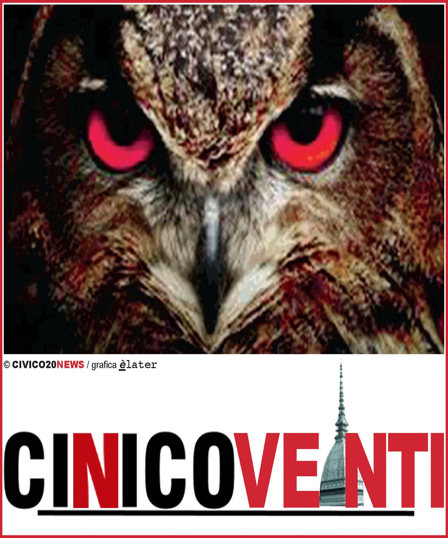 CiNico Venti © CIVICO20NEWS / grafica Èlater