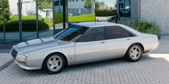 La Ferrari 'Pinin' del 1980, foto © E.Moretti/Pininfarina/Hemmings/NanoPress