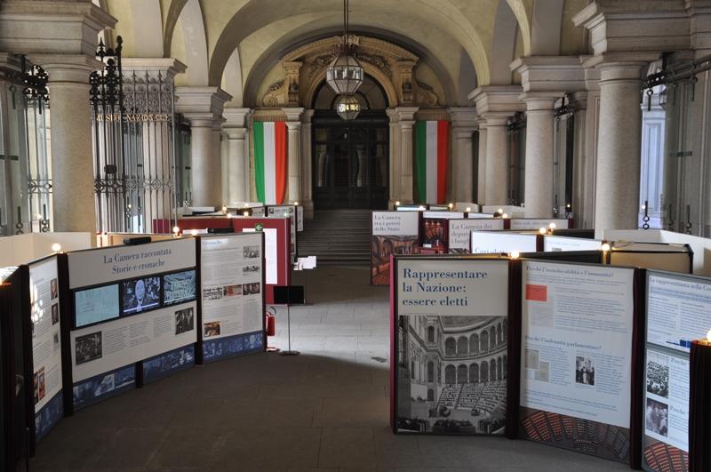 Civico20 news visitatori per la mostra for Sito della camera dei deputati
