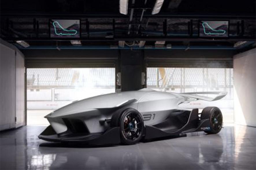 la ED 'Torq' in esposizione al Museo dell'Automobile di Torino, foto © aut./ED/MAUTO