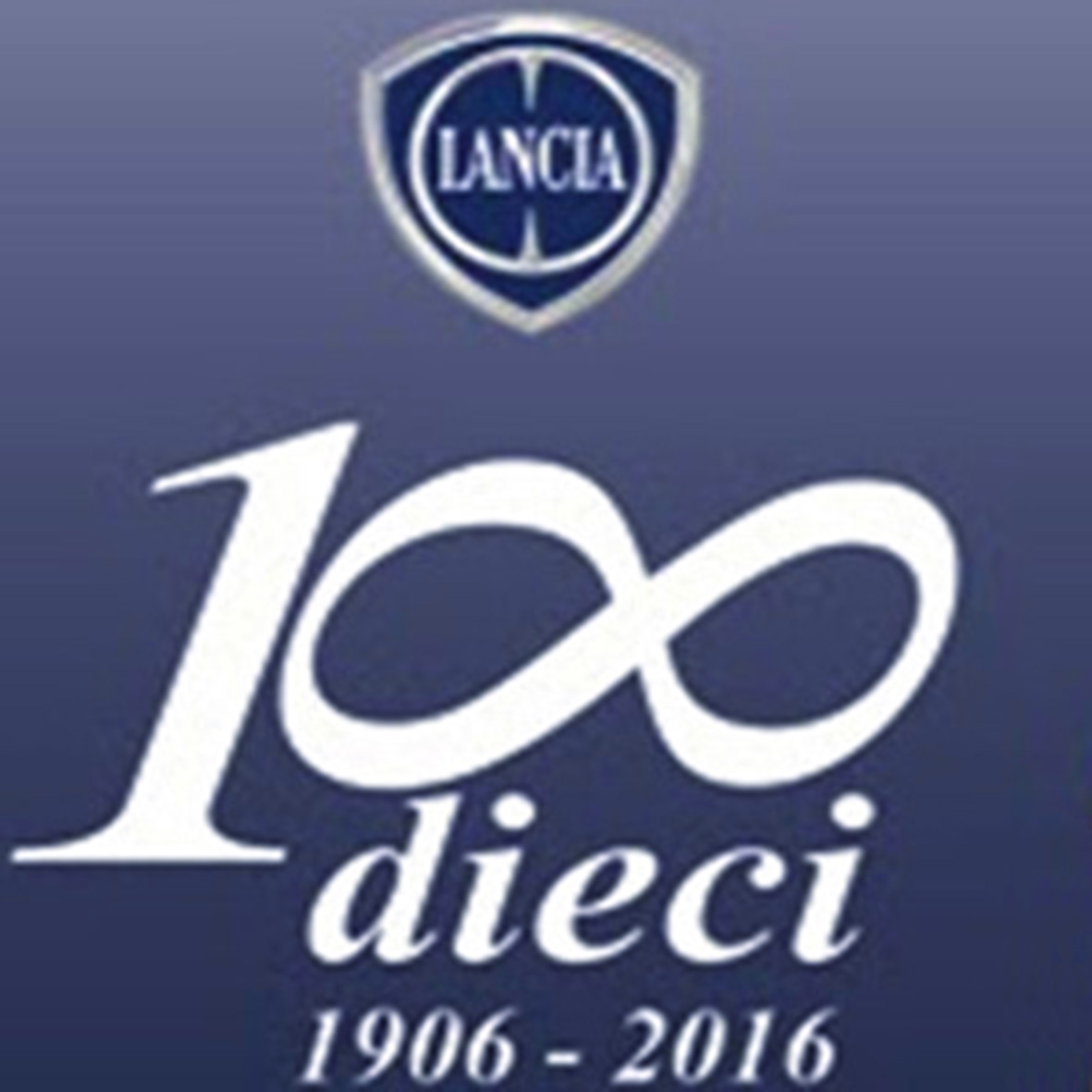 'Lancia 110' 1906-2016 © LanciaClub-FCA