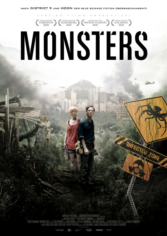 film monsters recensioni