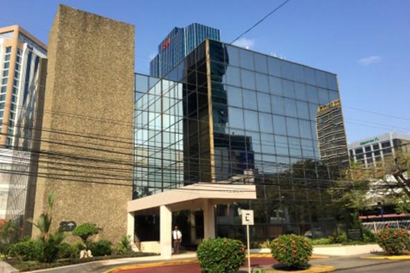 La sede dello studio legale Mossack-Fonseca a Panama City, al centro dello scandalo internazionale sui paradisi fiscali off-shore, foto © aut./ABC/FourCorners/Espresso
