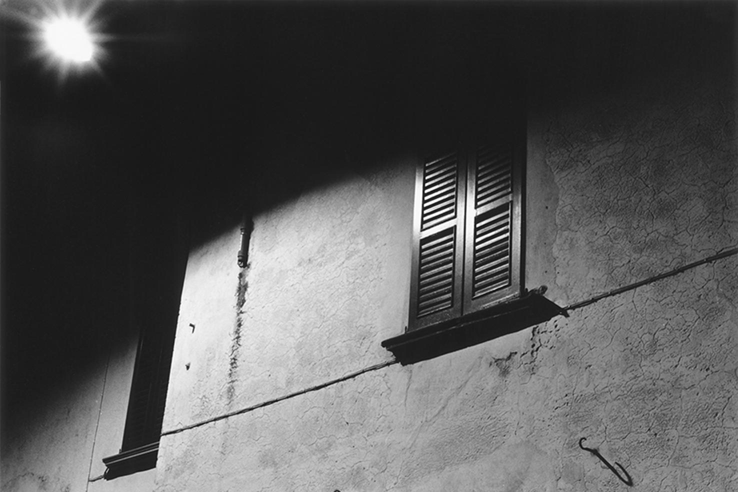 P. Novelli, 'La notte non basta, Study n. 2, 2011, foto b/n © aut./PHOS