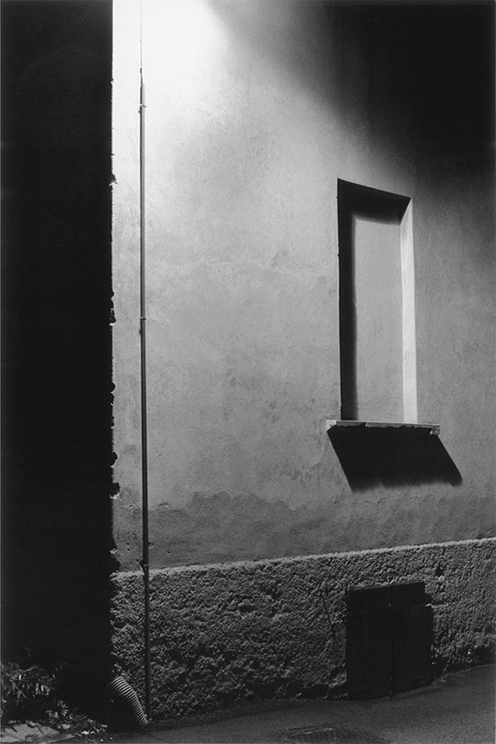 P. Novelli, 'La notte non basta, Study n. 10, 2012, foto b/n © aut./PHOS