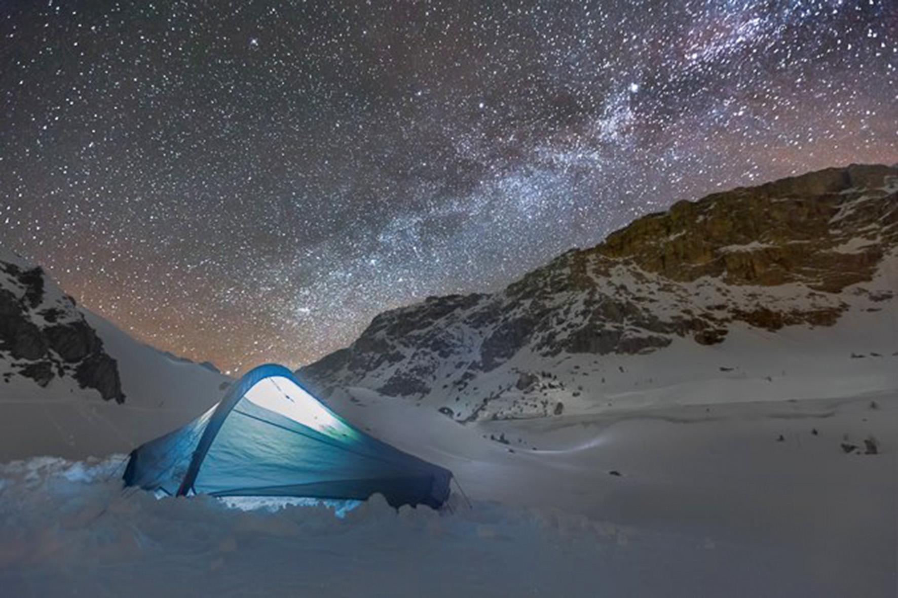 Michele Battistuzzi, 'Chi dorme non piglia stelle', 2015, fotocolor © aut./INAF-OATo/PHOS
