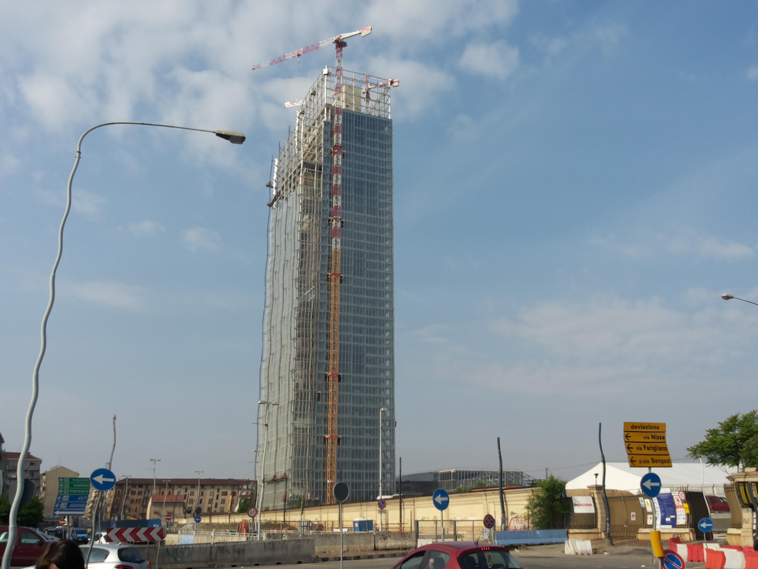 Civico20 news le faubourg il sobborgo for Grattacielo torino fuksas