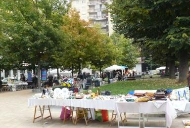 Civico20 news fabulinus in piazza toti for Mercatini usato torino