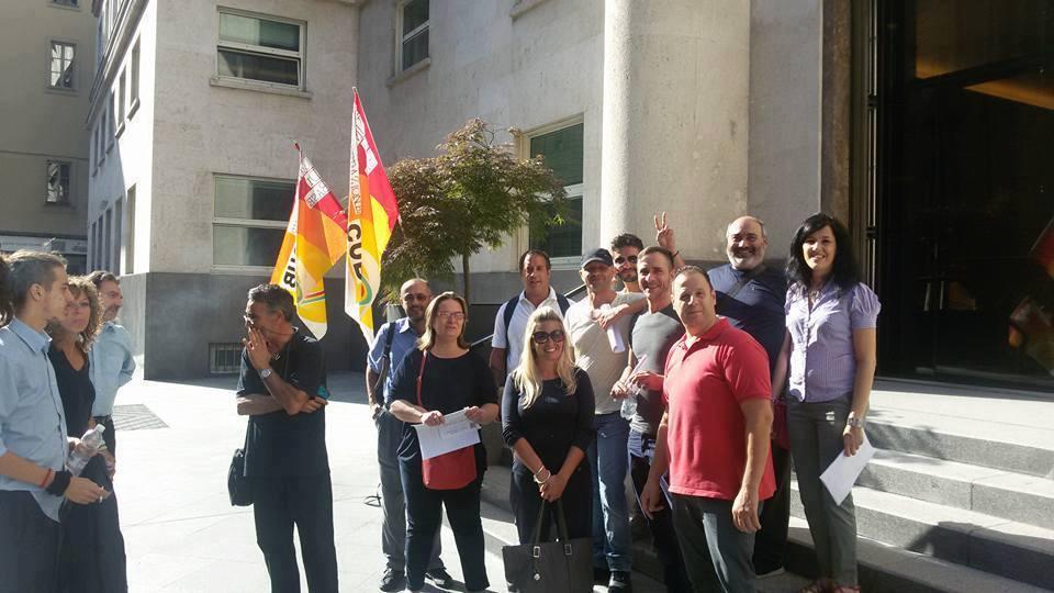 Civico20 news torino sciopero e presidio dei for Costo seminterrato di sciopero