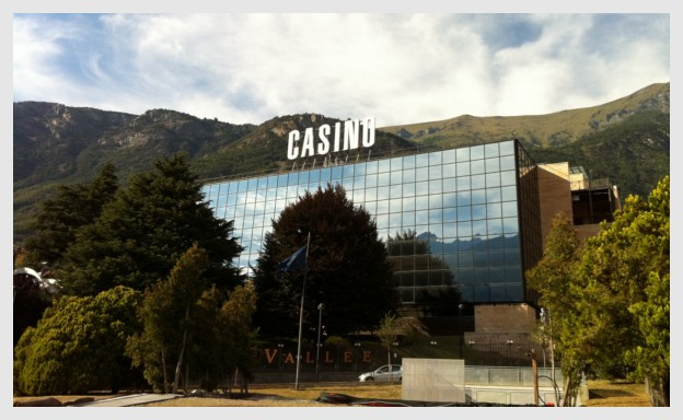 Casino si saint vincent