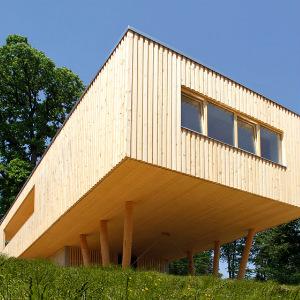 Civico20 news bioarchitettura ad energia passiva per la casa sotto le querce - Casa passiva torino ...