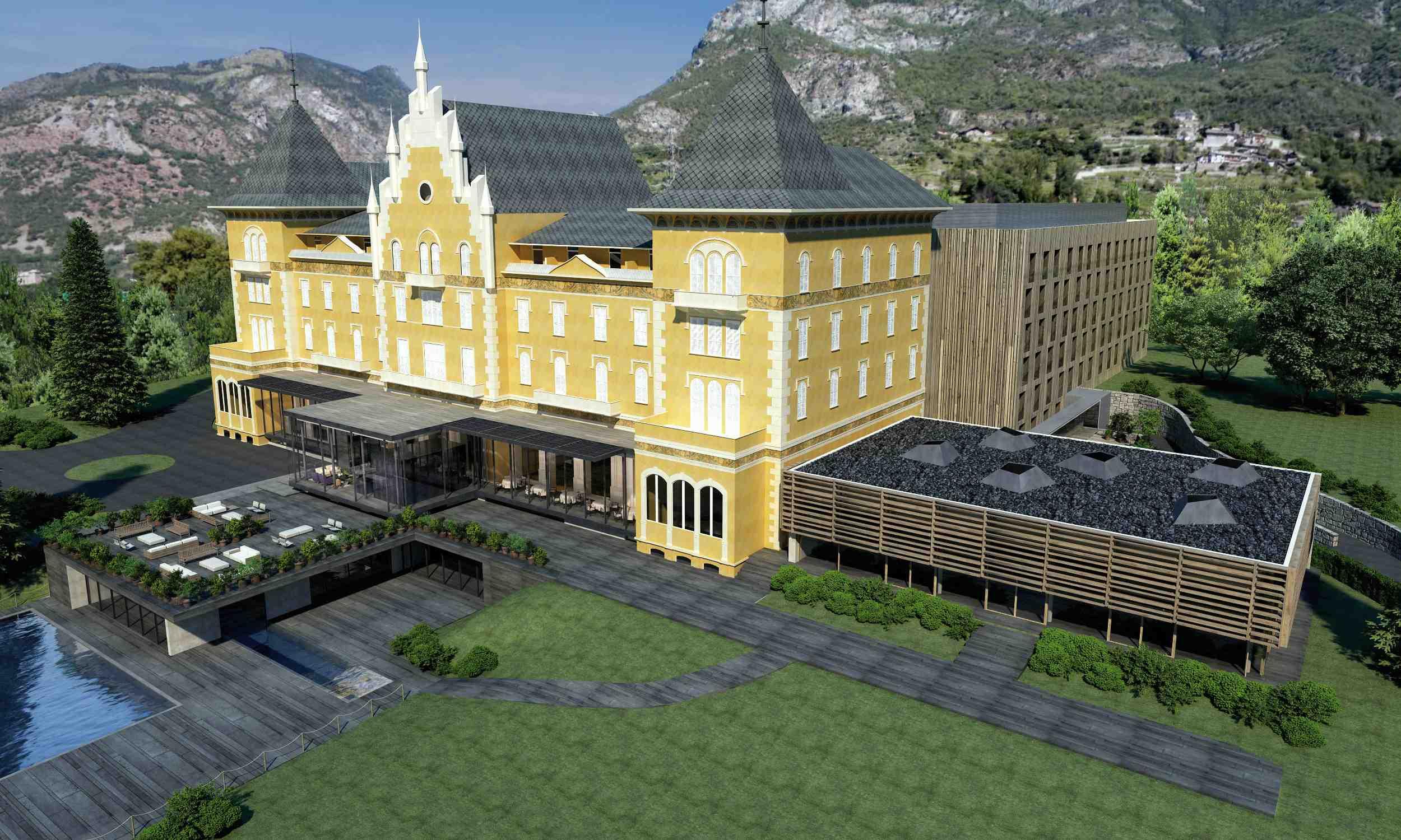 Hotel Foyer Saint Vincent : Hotels in saint vincent rouydadnews