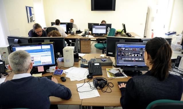 lavoro comune staff Sindaco bando concorso