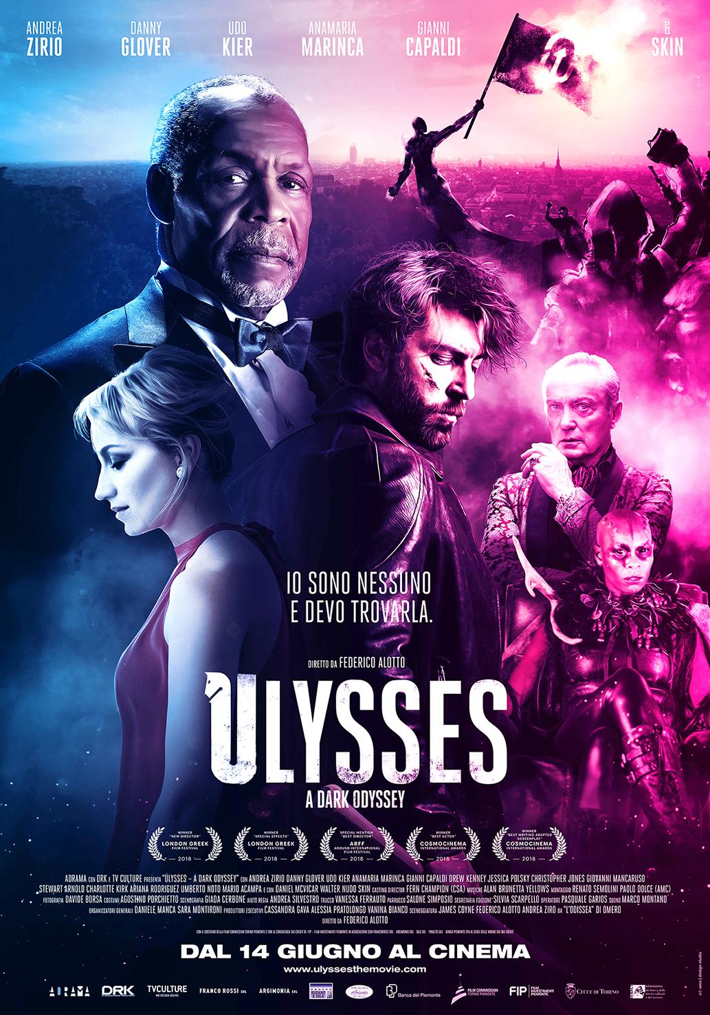 Ulysses, A Dark Odyssey, film, 2018 © Adrama