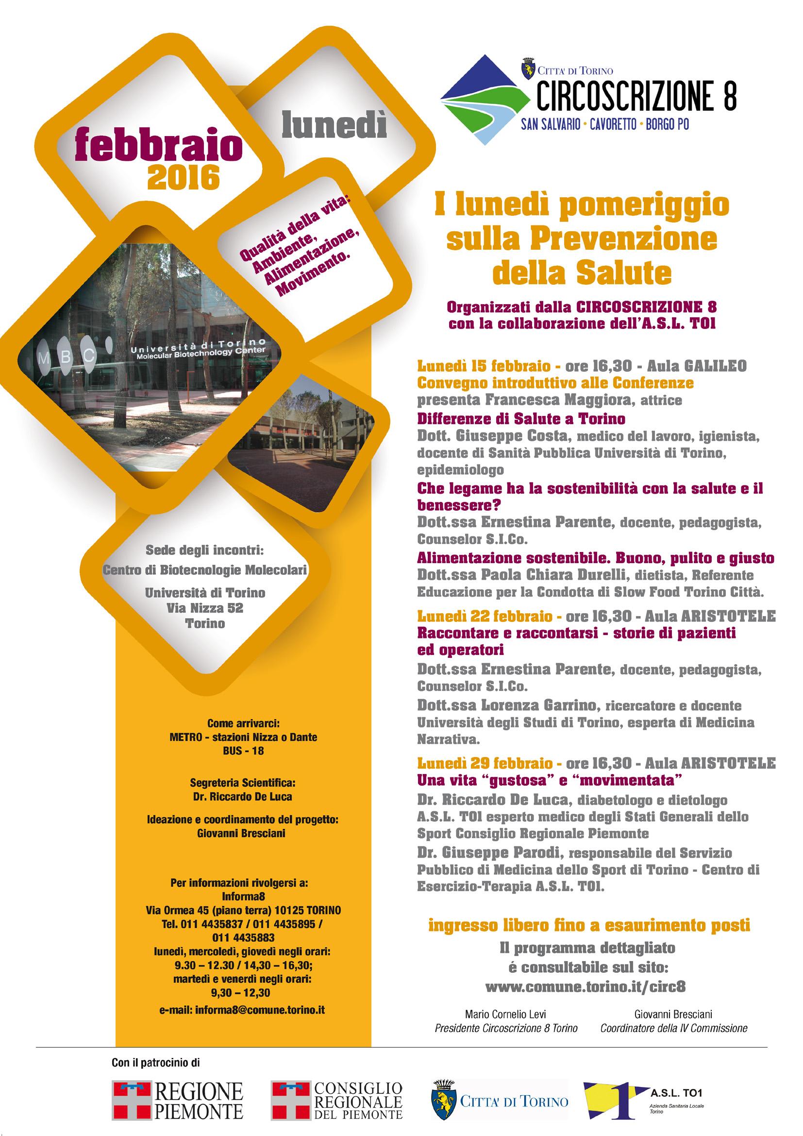incontri di oro Torino