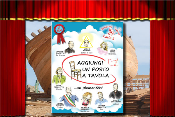 Civico20 news aggiungi un posto a tavola an piemont is - Aggiungi un posto a tavola copione ...