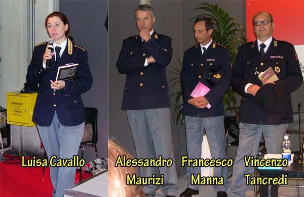 Civico20 news la questura di torino al salone del libro for Polizia di stato torino permesso di soggiorno