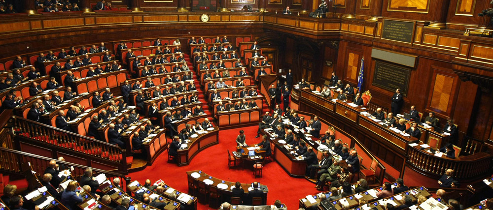 Civico20 news l impotenza del parlamento for Sito parlamento italiano