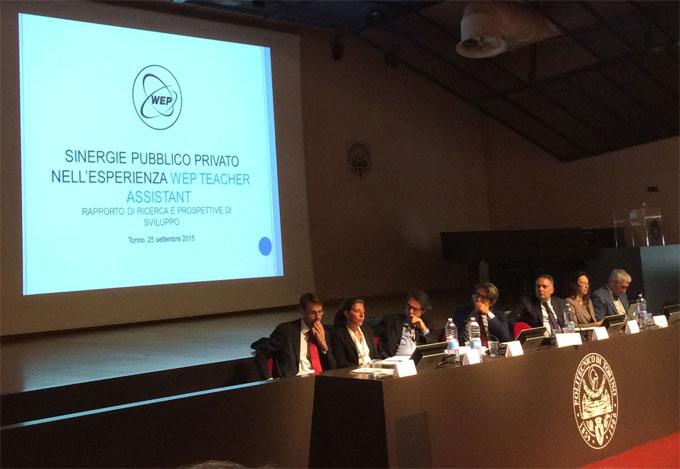 Ufficio Wep Di Torino : Wep world education program arriva a bologna