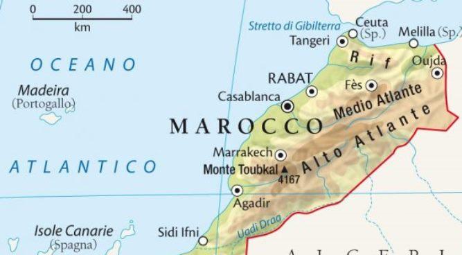 Marocco Cartina Geografica Fisica.Civico20news Le Ragazze Scandinave Massacrate In Marocco Il Video Shock E Poi Un Assordante Silenzio Europeo